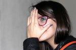 kobieta podczas badania wzroku
